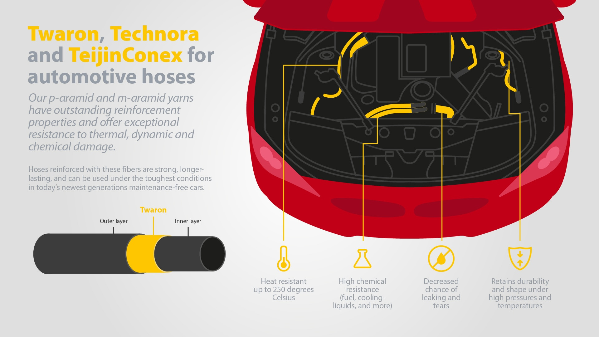 Infographic-hoses